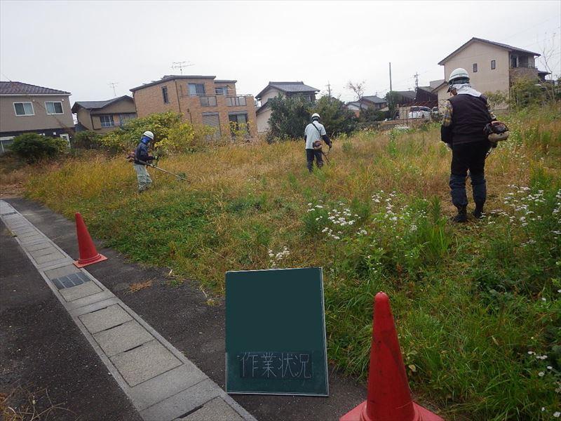 西五城字高須賀892の1 草刈作業状況 2回目_R